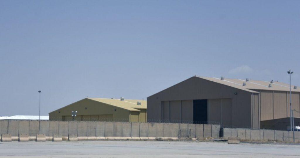Missiles hit Kandahar airport, Afghanistan