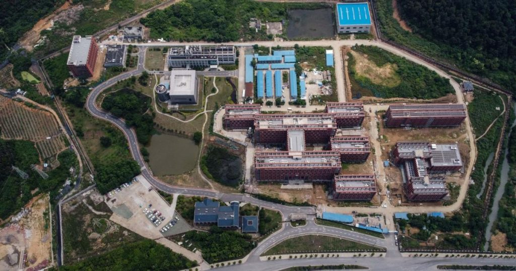 Missing data found from Wuhan lab