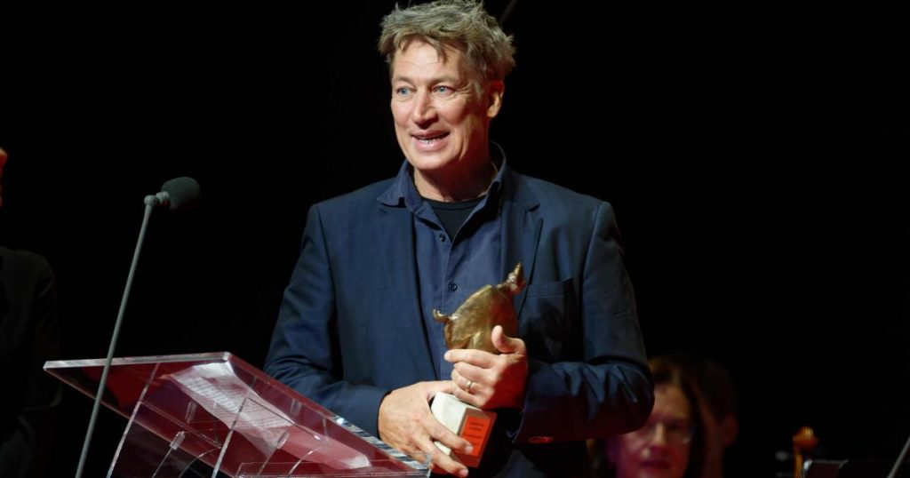 Moretti and Helenwein received the European Culture Prize