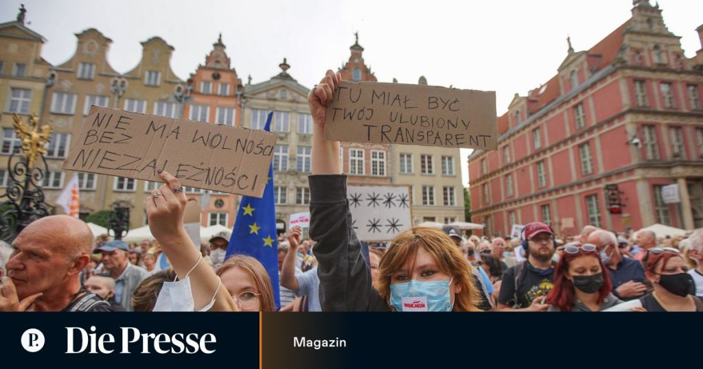 Poland's parliament votes on controversial media law - and...