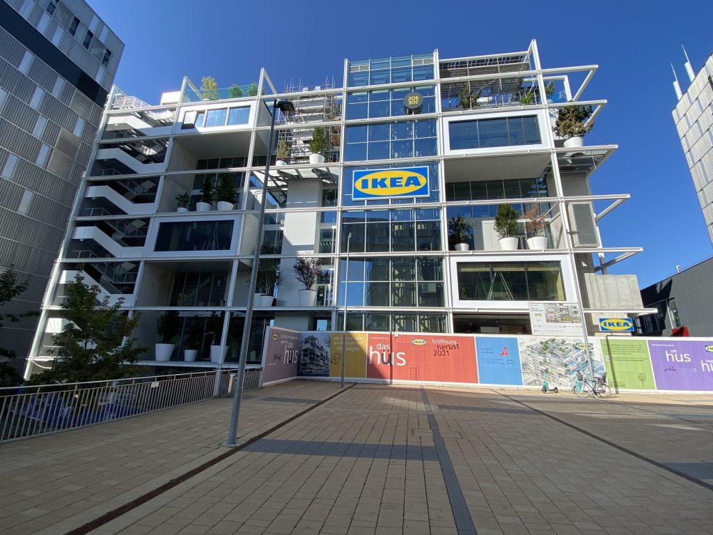 Registration only: IKEA Wien Westbahnhof opens August 26
