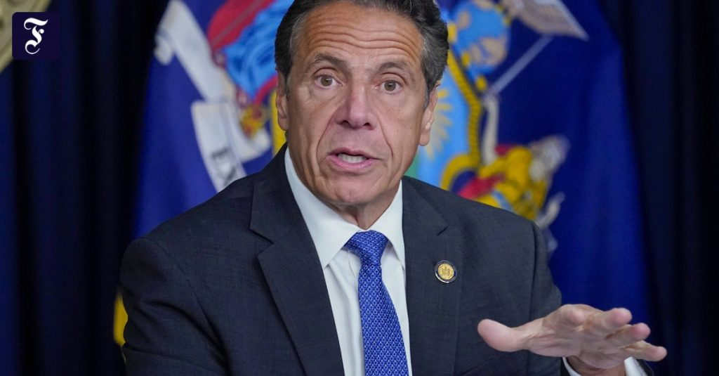 Sexual harassment charges against New York Governor Cuomo
