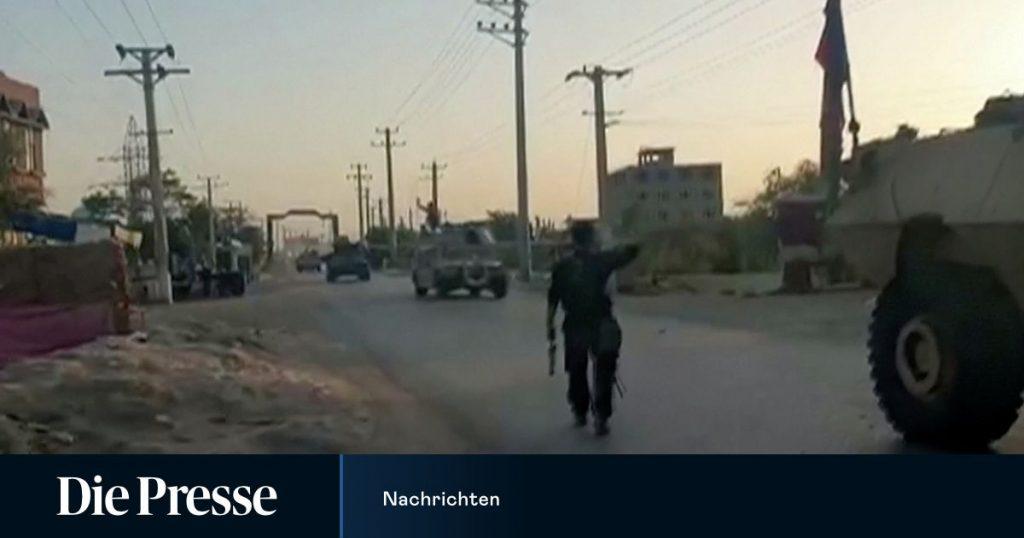 Taliban seize Kunduz, capital of Afghan province