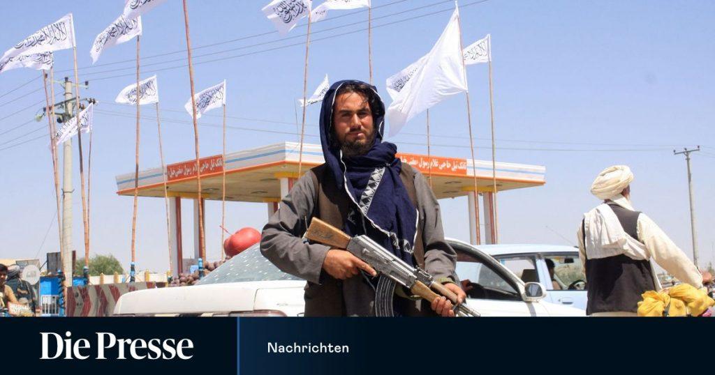 The Taliban outside Kabul: the capture of Mazar-i-Sharif