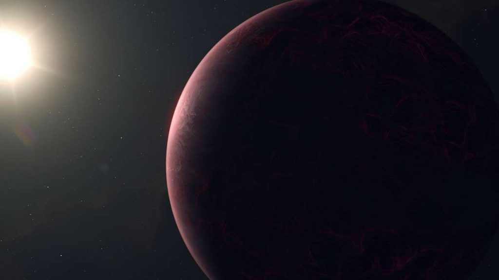 """The discovery of a new super-earth - the research team finds an """"unusual"""" object in space"""