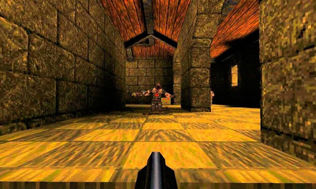 The new Quake game could be a remake of the original