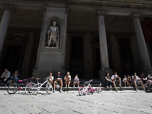 Uffizi Gallery with a Big Increase in Visitors in August - Culture -