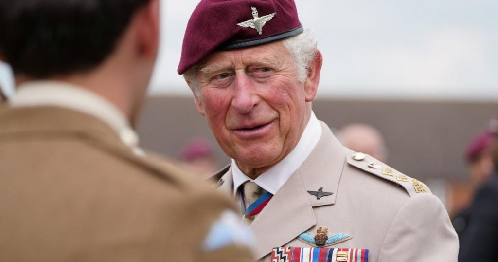 Which member of the royal family will bring Charles's estate to the opera