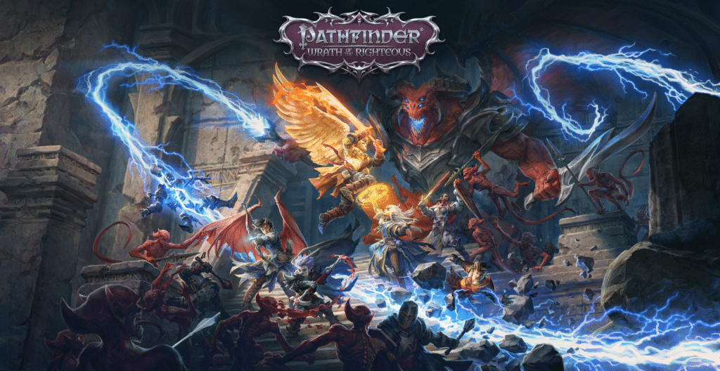 Pathfinder: Righteous Wrath is now available