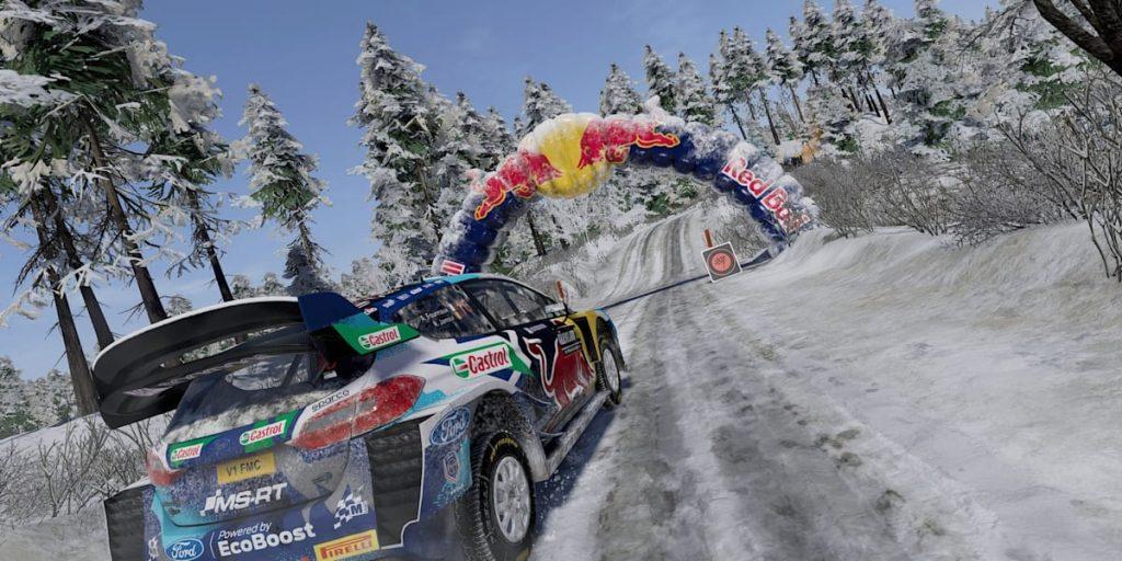 WRC 10 in testing: Nostalgia meets modernity