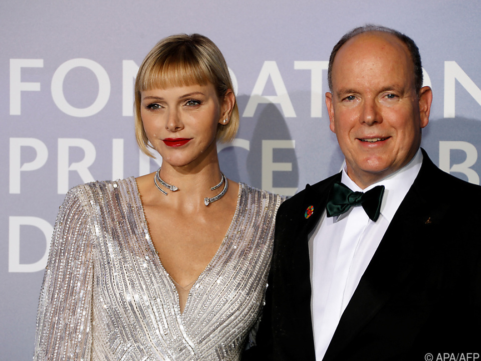 Concerns about the first lady of Monaco