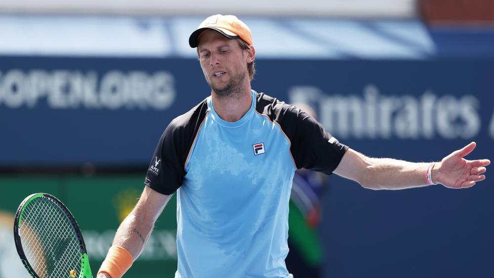 This sensation ends Sippy's fairy tale in New York - Tennis
