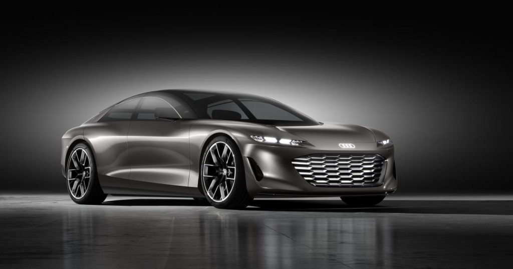 This is what the electric Audi A8 could look like