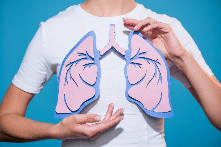 verbesserte lungenfunktion und genetische faktoren für tumoren in der lunge