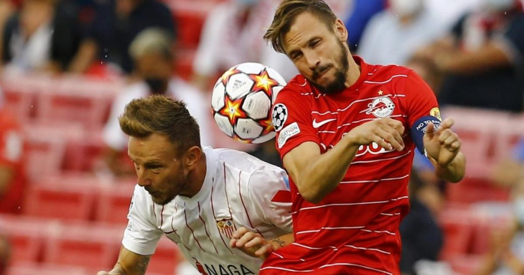 CL-Kracher LIVE: This is how it is in Red Bull Salzburg vs Sevilla