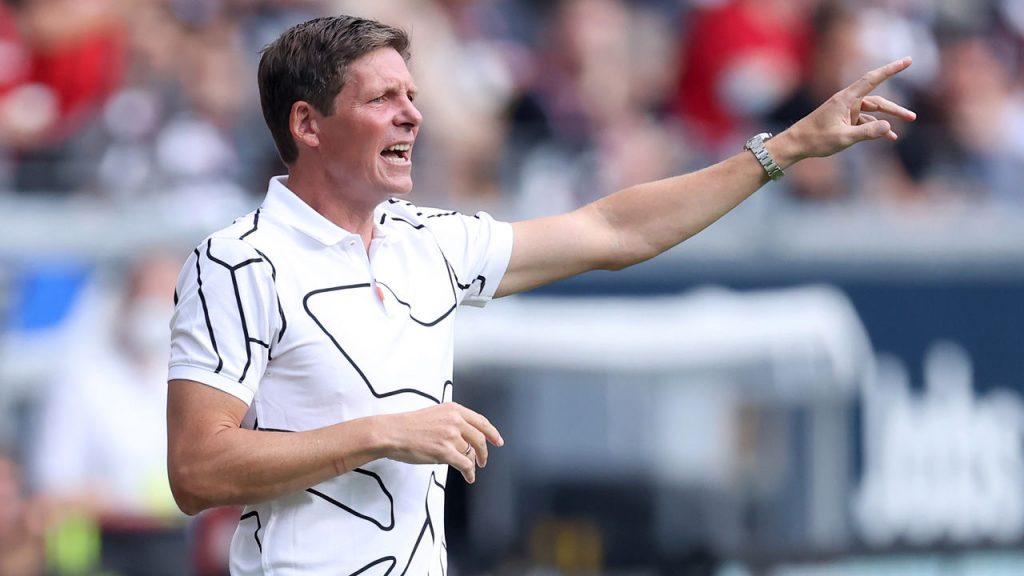 UEFA Europa League: Frankfurt coach Glasner vs Fenerbahce at Lodge - Football