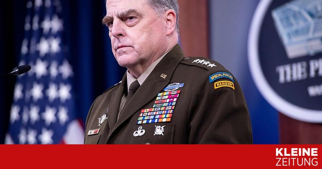The US military has restricted Trump's access to nuclear weapons «kleinezeitung.at