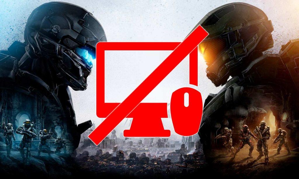 Halo 5: Guardians - 343 Industries has no 'plans' for a PC port