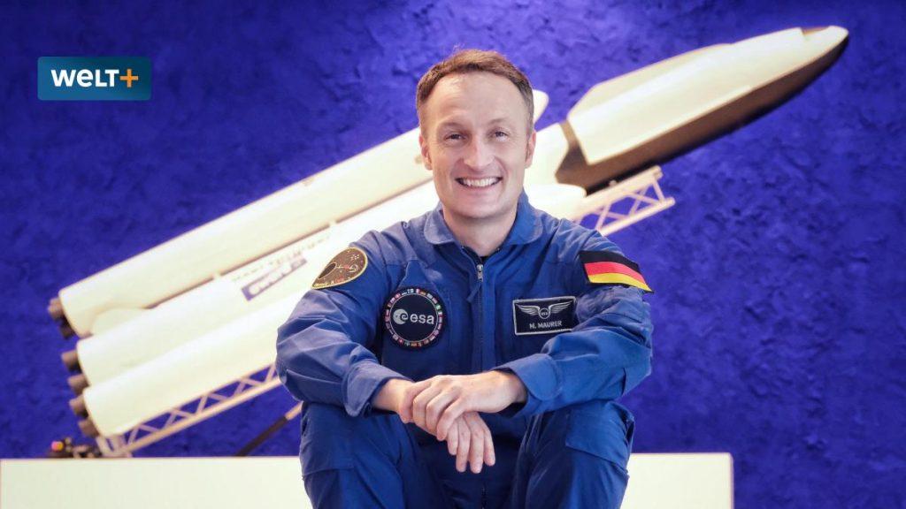 Astronaut Matthias Maurer: When he goes into space, he has to speak Russian