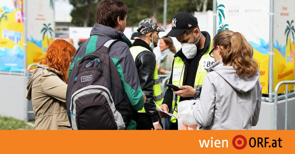 Danube Island Festival has begun in a pandemic - wien.ORF.at