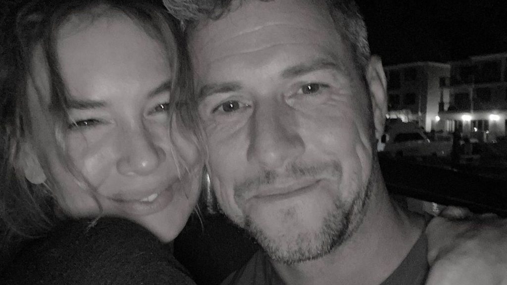Ant Anstead shares a rare photo of a couple with Renée Zellweger