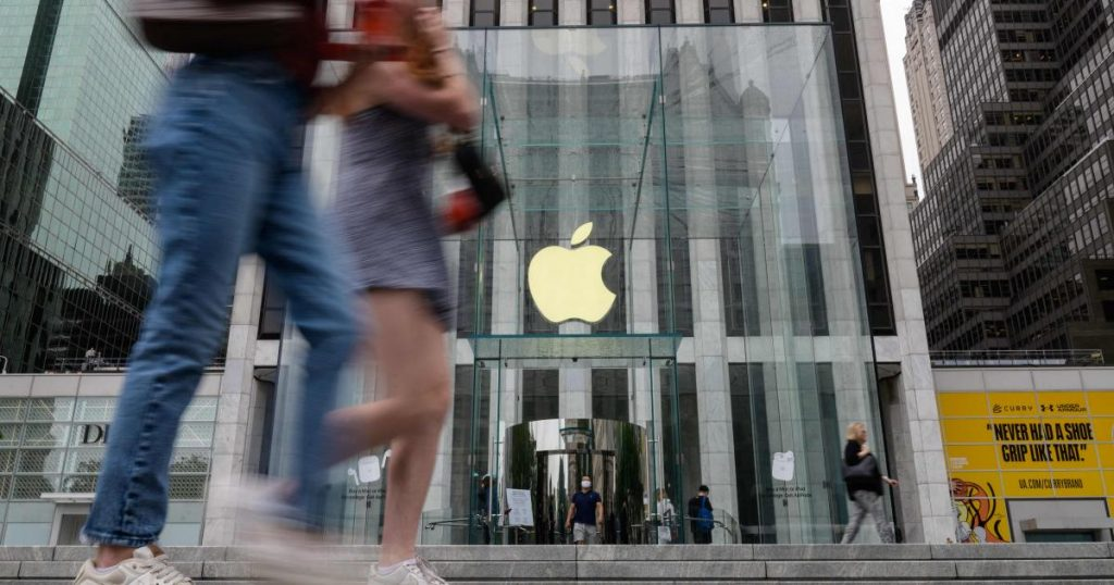 Apple increases testing frequency for unvaccinated employees