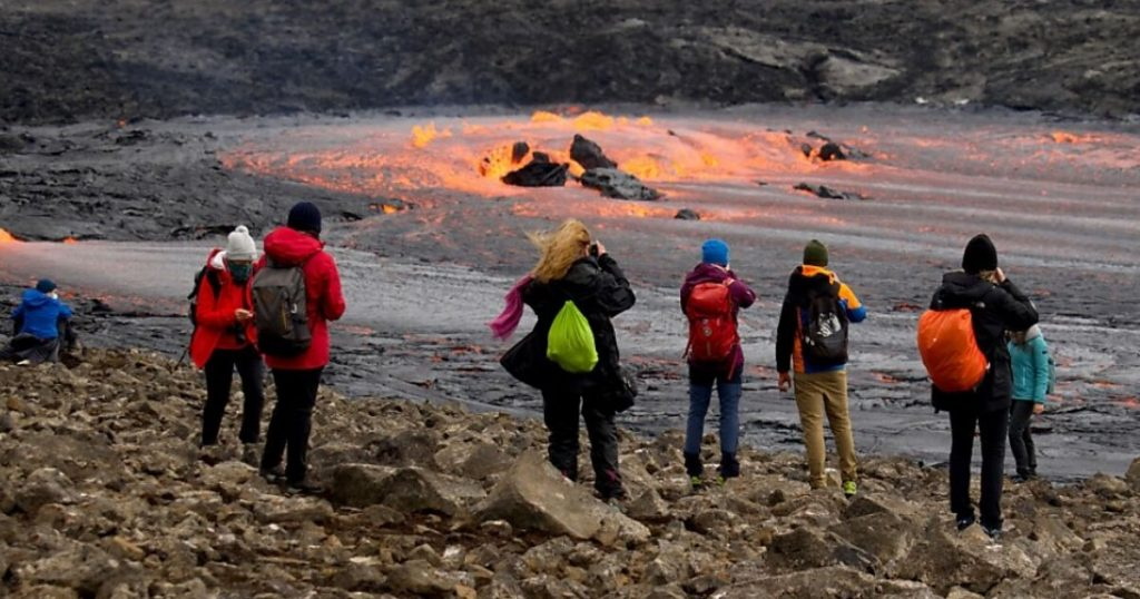 The longest eruption in Iceland in more than 50 years