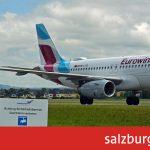 Many new flights to Salzburg