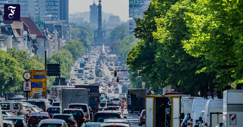 The World Health Organization recommends massive reductions in air pollutants