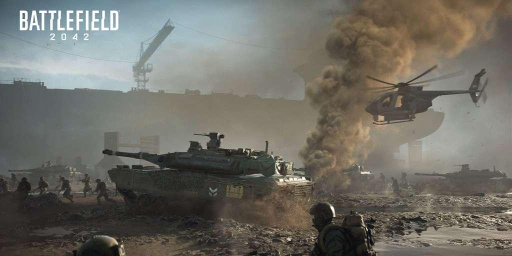 Electronic Arts will launch Beta of Battlefield 2042 soon
