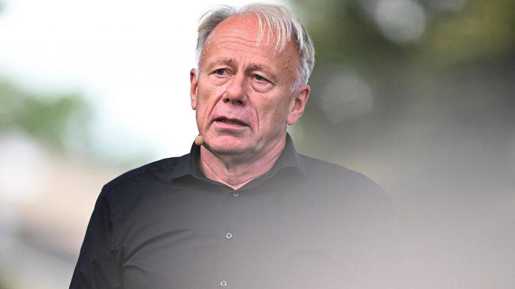Jürgen Tritten criticizes Habeck and Berbock