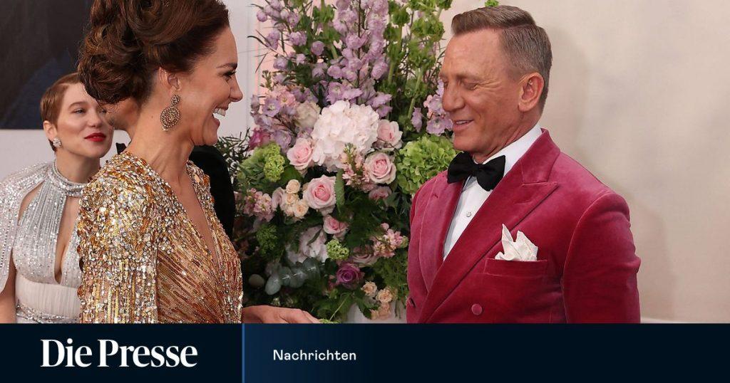After James Bond: Daniel Craig becomes the King's killer
