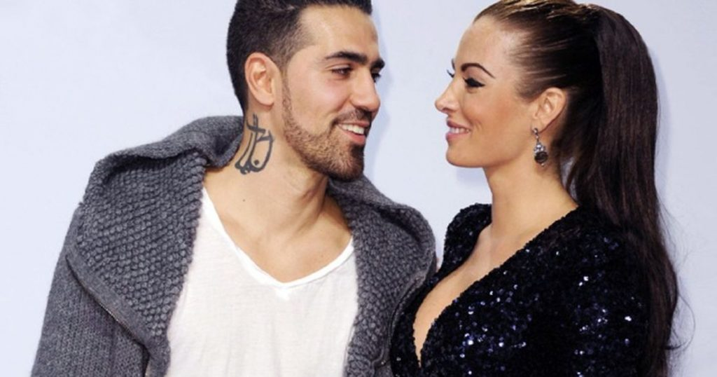 """Anna Maria Verschi and Bushido: Thanks to their fans: """"Interlocking your fingers helps"""""""