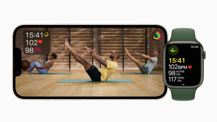 Apple Fitness + Pilates