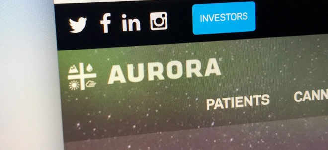 Aurora Cannabis Stock After Hours: Aurora Cannabis Records a Drop in Sales |  09/27/21