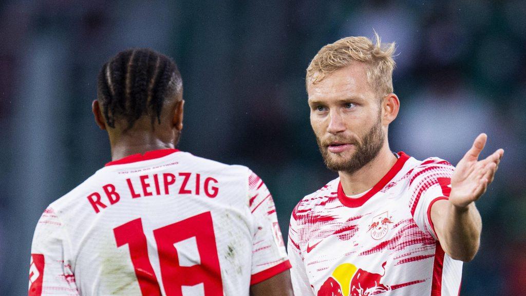 Bayern Munich also had Konrad Laimer from RB Leipzig on their sights