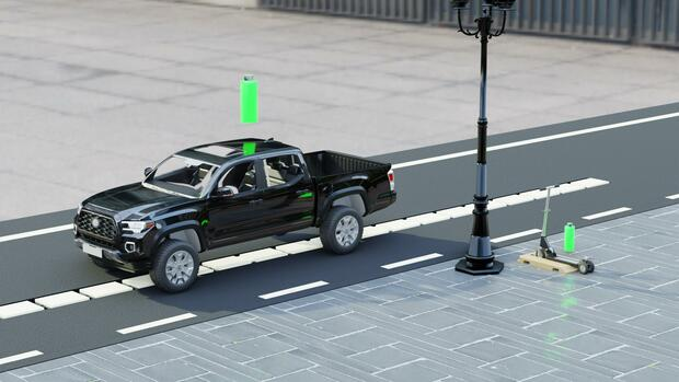 Charging while driving - the technology of the future?