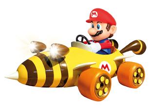 Carrera RC_ Mario Kart Bumble V, Mario