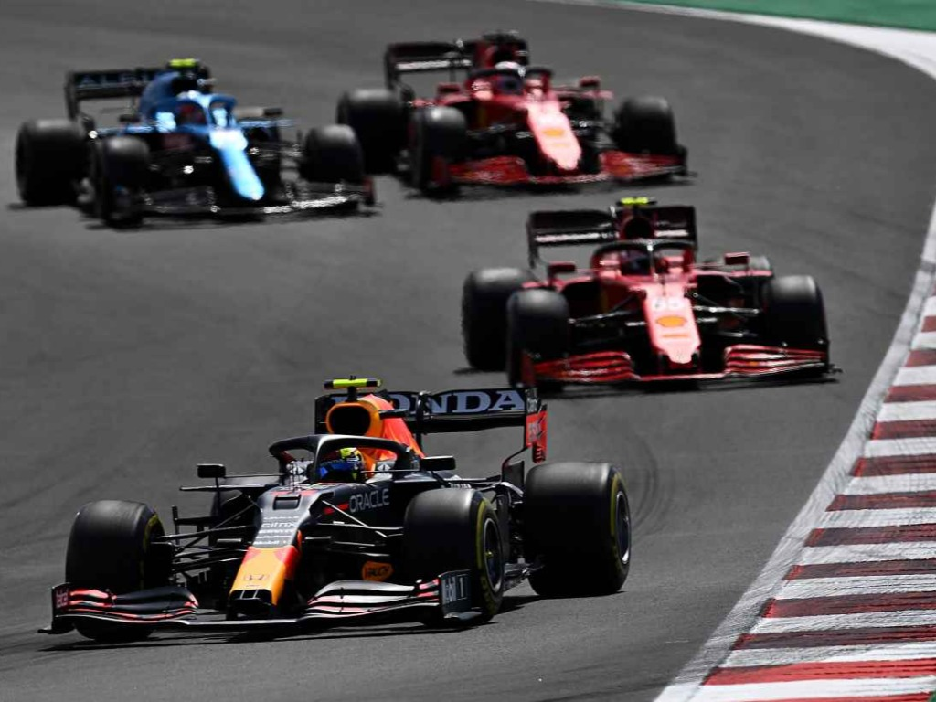 Formula 1 schedule in the Netherlands - live from Friday to Sunday