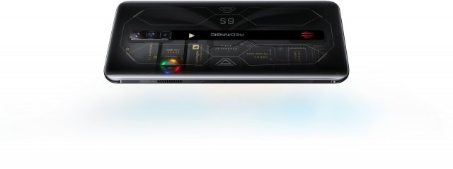 Gaming smartphone with fan for 600 euros