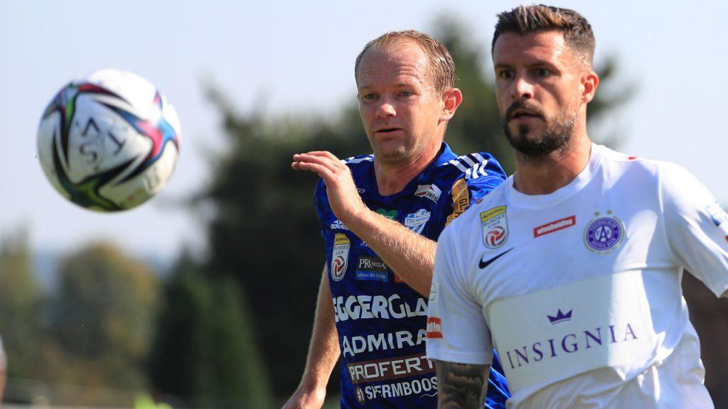 "Hartbergs Sonnleitner: ""Austria only shoots forward"" - football"