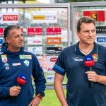 Here's what Andreas Herzog and Kurt Ross said after 1:1 between Admiral and Hartberg – Bundesliga