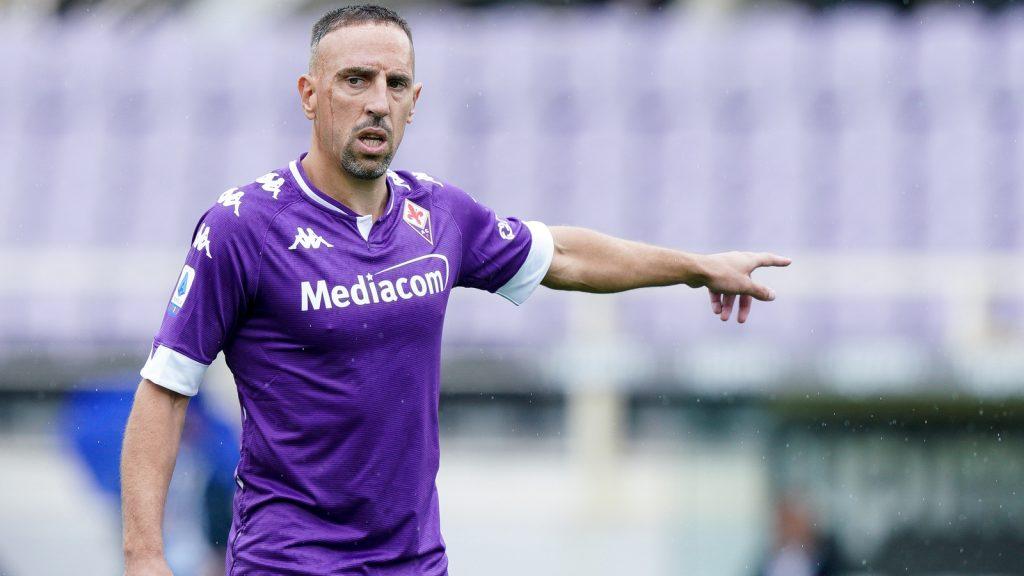 Italo climber faces Ribery coup