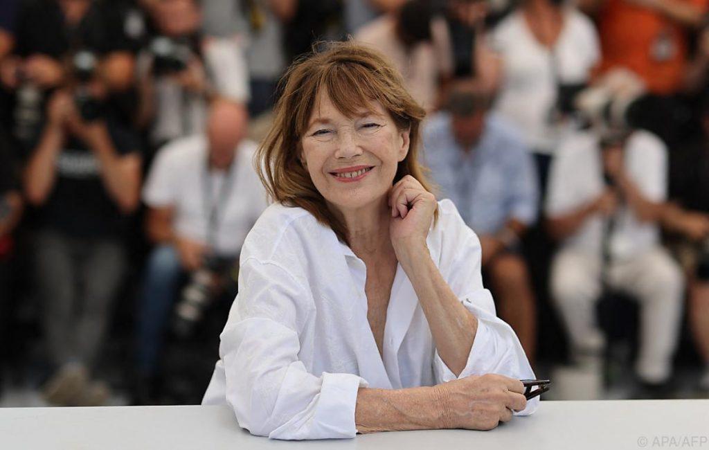 Jane Birkin not in Deauville after 'minor' stroke