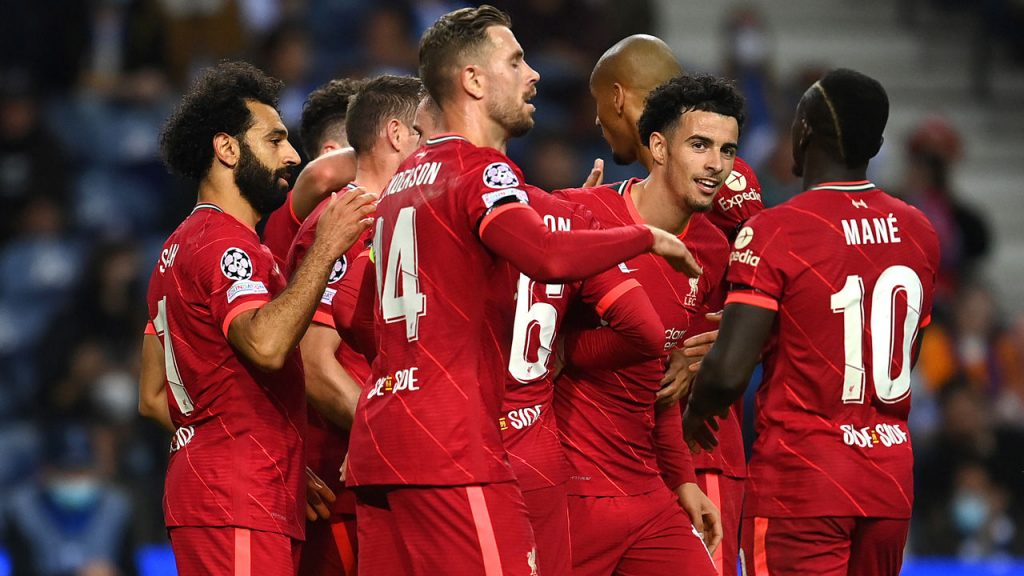Liverpool beats Porto and Milan loses late to Atletico - football