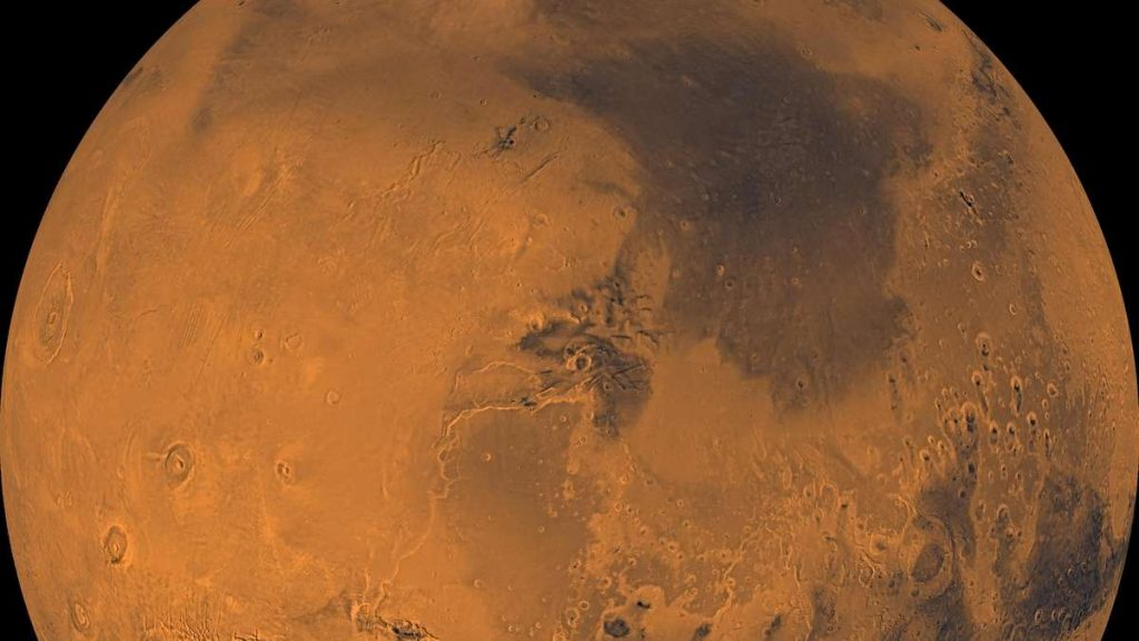 Mars: NASA measures radiation - gives details