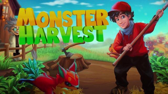 Monster Harvest: Launch Trailer for Eccentric Farming Game