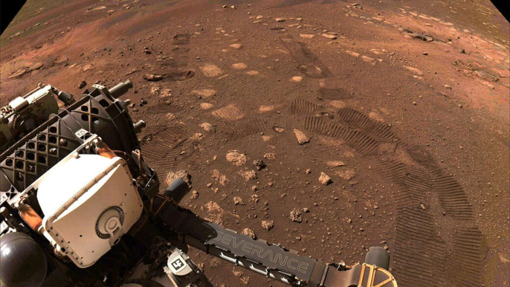 NASA Celebrates Fabulous Mars Discovery: 'You Can't Hide This Evidence'
