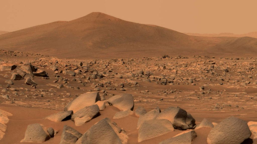 NASA Celebrates Mars Discovery - 'You Can't Hide This Evidence'
