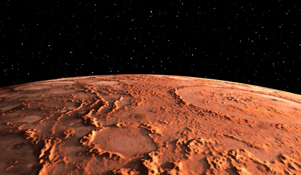 No contact with Mars for two weeks